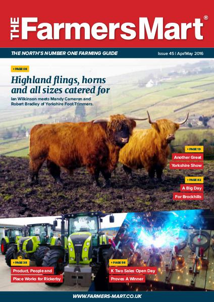 APR/MAY 2016 – ISSUE 45