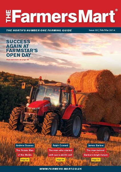 FEB/MAR 2014 – ISSUE 32