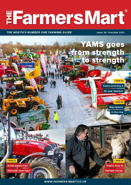 FEB/MAR 2015 – ISSUE 38