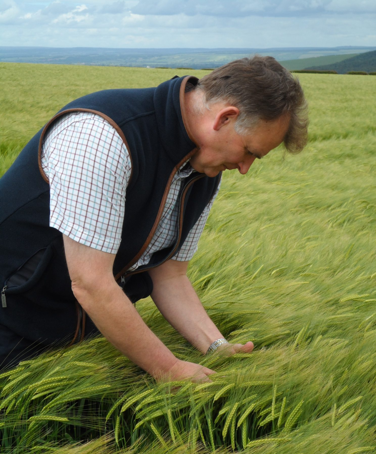 HISTORIC TIME FOR NFU TO MAKE FARMING'S VOICE HEARD