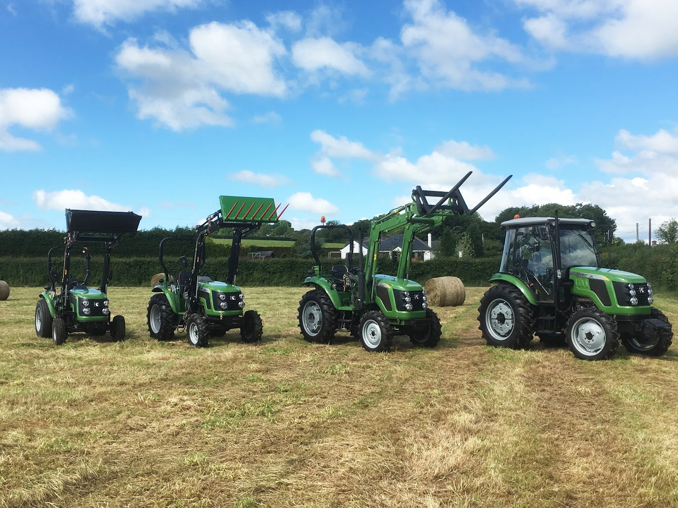 SIROMER – THE FLATPACK TRACTOR