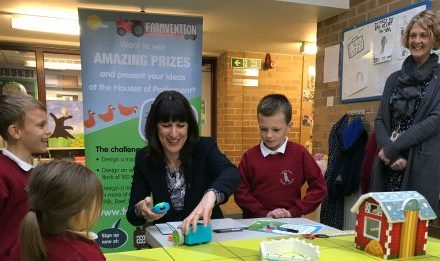 NFU'S FARMVENTION COMPETITION CLOSES WITH OVER 1,000 ENTRIES