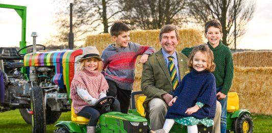 FARMING FUN FOR FAMILIES AT SPRINGTIME LIVE