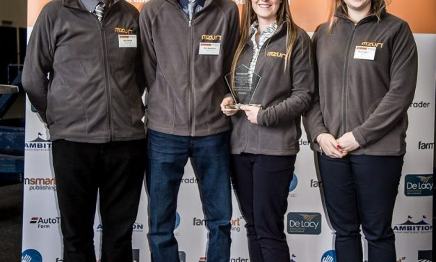 MZURI DOUBLE AWARD WINNERS AT THE 2019 AGRI MACHINERY TRADE NEWS EXCELLENCE AWARDS