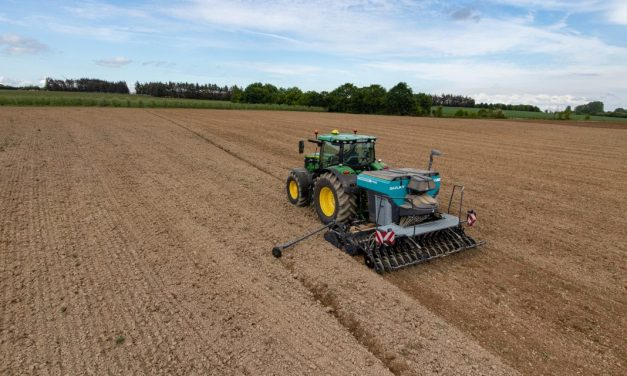 SULKY UK TO LAUNCH MULTI-HOPPER PROGRESS DRILL AT LAMMA 2020