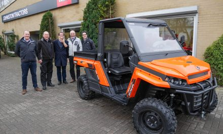 New Terrain for UK ORV dealers