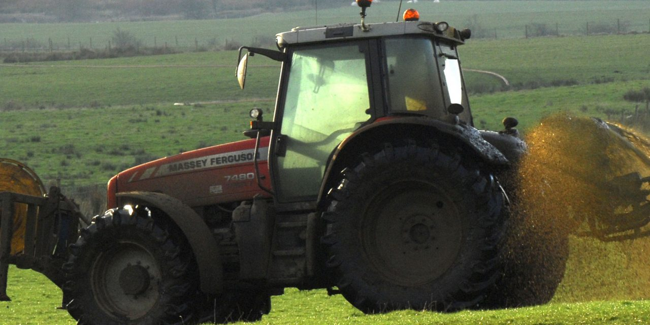 Farmers warned not to 'cut corners' as they scramble to catch up after slurry delays