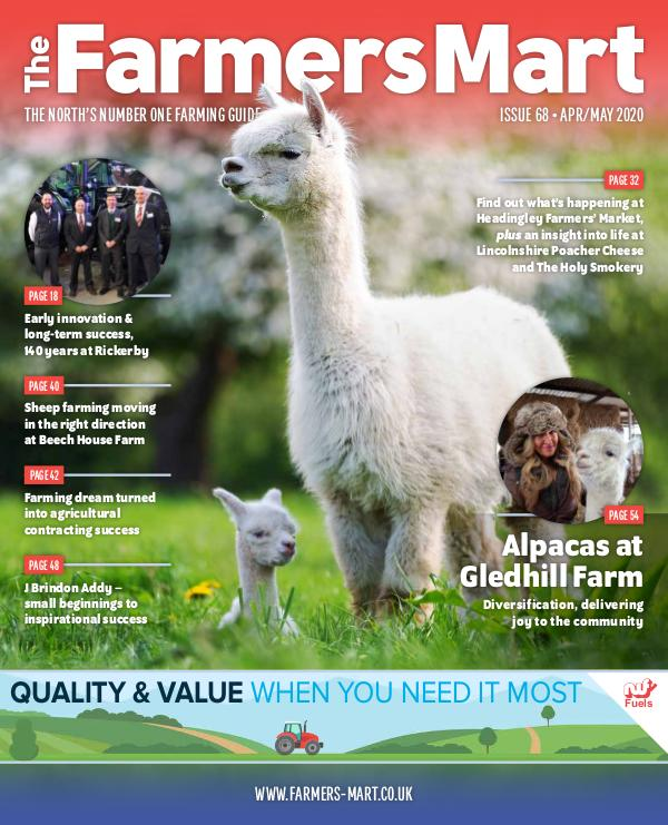 APR/MAY 2020 – ISSUE 68