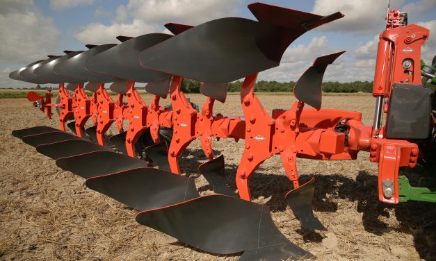 KUHN PLOUGH DEVELOPMENTS IMPROVE IN-FIELD EFFICIENCIES