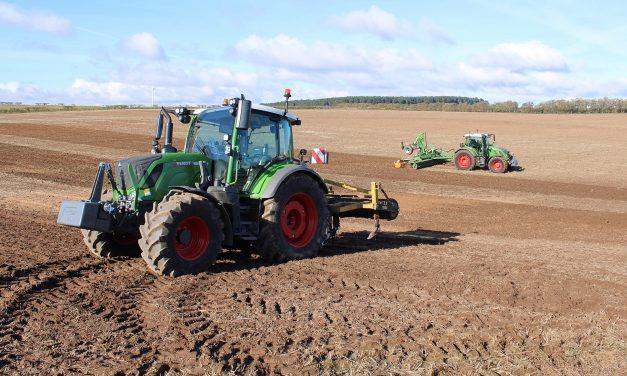New tractors arrive at UK dealerships
