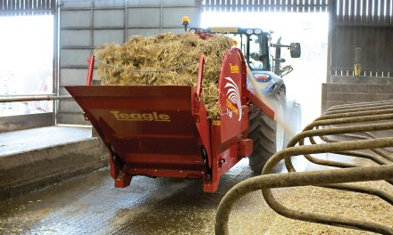 Efficient use of straw necessary this winter