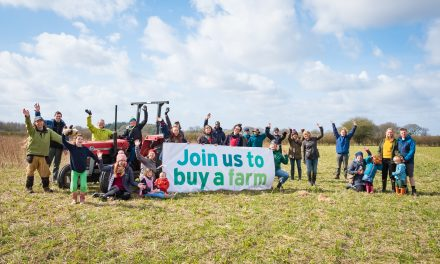 Kindling Farmin Greater Manchesterlooks to raise £650,000 via the Ethex platform to fund the purchase of a community-owned, organicfarm