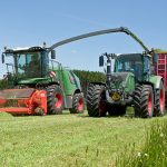 Dry and cold weather hampers early first cut silage