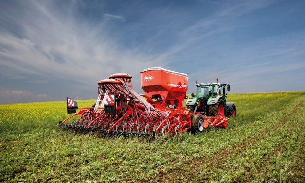 Kuhn Demonstrations at Cereals 2021